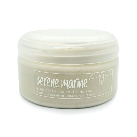 Serene Marine natural body cream for tightening