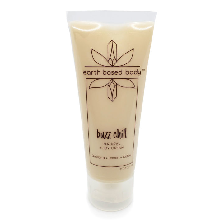 Mini Buzz Chill Body Cream