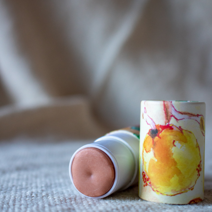 Nude Mood lip balm tube