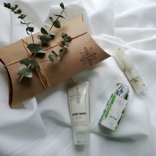 clean and green gift set