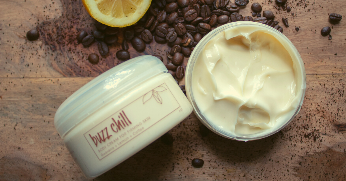 Buzz Chill firming cream for cellulite